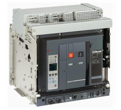Masterpact NW 3200A Micrologic 6.0А Н1 гориз.прис.(984,985)с МСН,XF,MX