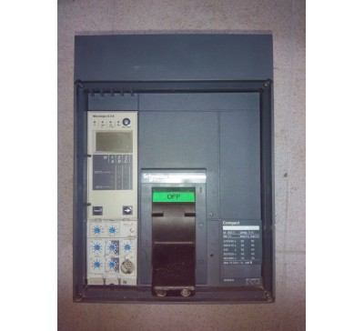Schneider Electric Compact NS1250N Micrologic 6.0A